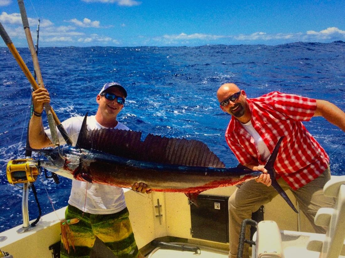 Gallery oahu deepsea fishing for Deep sea fishing hawaii
